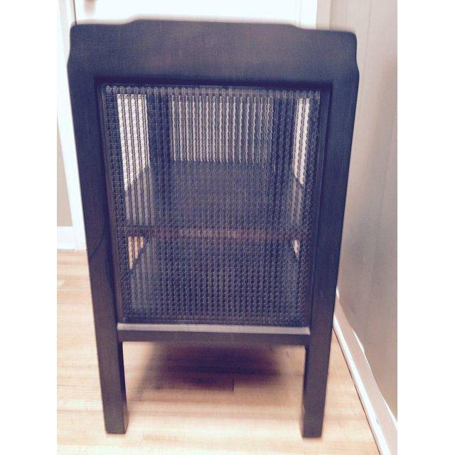 1960's Edward J. Wormley Side Table/Nightstand - Image 3 of 7