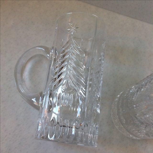 Mikasa Christmas Tree Beer Steins - Pair - Image 9 of 9
