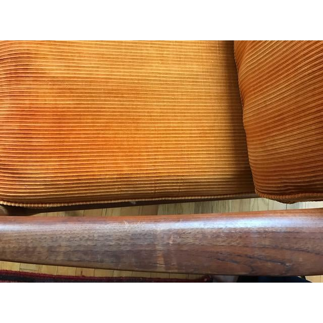 Dux Danish Modern Teak Barrel Back Chairs - a Pair For Sale - Image 11 of 11