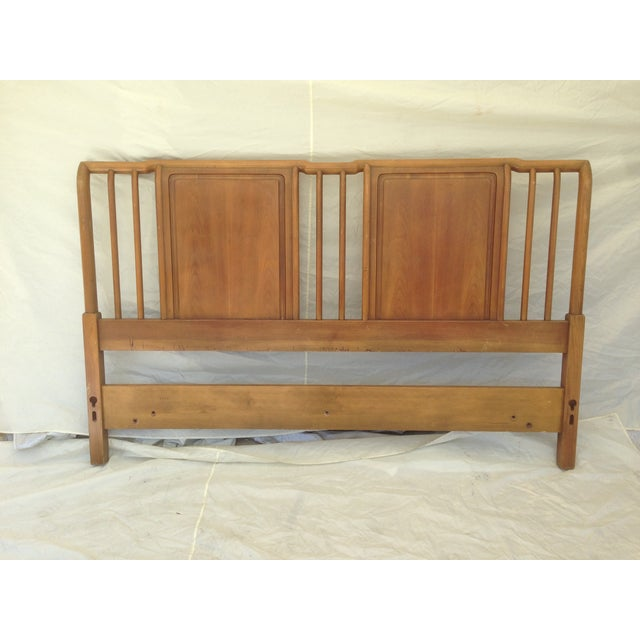 Gibbings Style Queen Size Headboard - Image 2 of 7