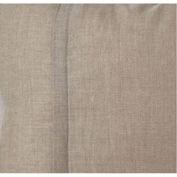 "A large, hand loomed Boho Silk Velvet Ikat pillow with a solid Cotton back. Pillow has a hidden zipper. Size: 24.0"" x..."