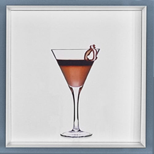 """Minted"" Limited-Edition Cocktail Portrait Photograph For Sale - Image 9 of 9"