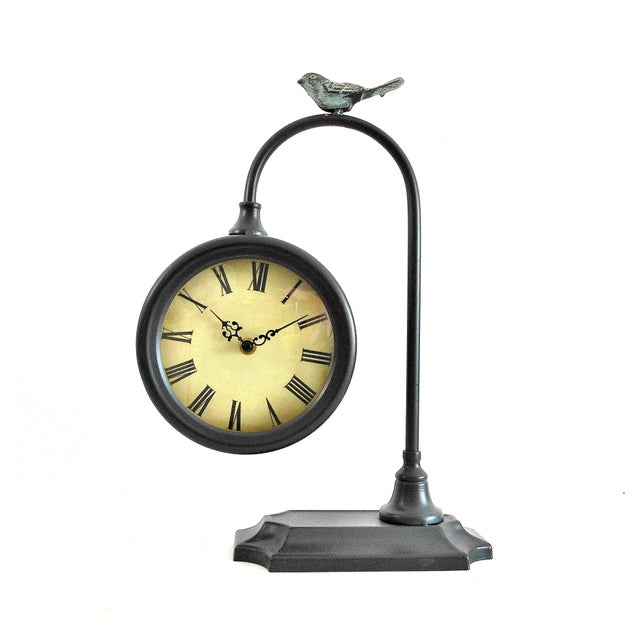 Bird Tabletop Clock - Image 5 of 6