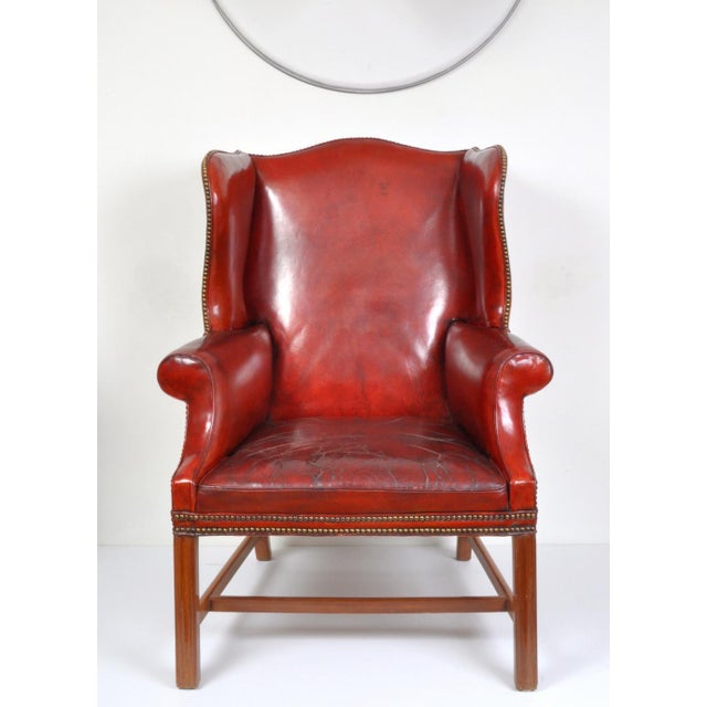 "The English wingback arguably the most iconic chair design since the last 300 years. An elegant honorable ""sitz machine""..."