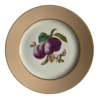 Antique Haviland & Co. Limoges Fruit Plate For Sale