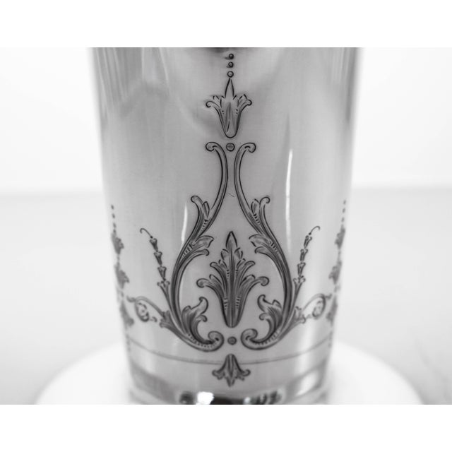 Sterling Vase, 1916 For Sale In New York - Image 6 of 9