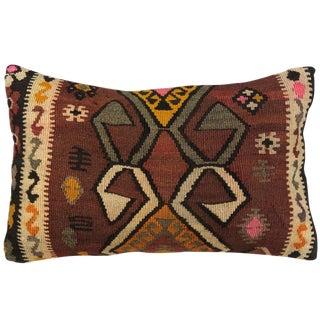 Kilim Lumbar Pillow For Sale