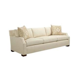 "E.J. Victor Transitional ""Legend"" Sofa 96 For Sale"