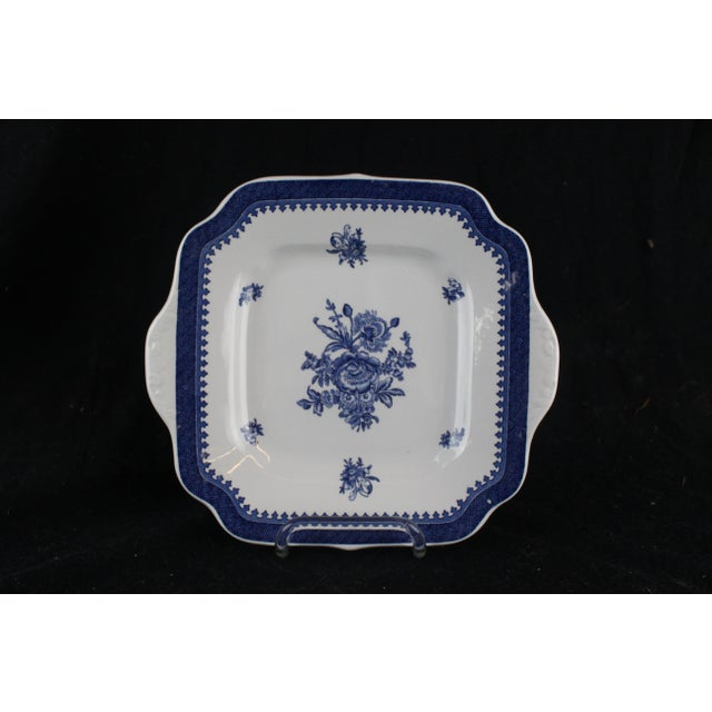 Mid 20th Century Vintage Mid-Century Wedgwood Platter For Sale - Image 5 of 6