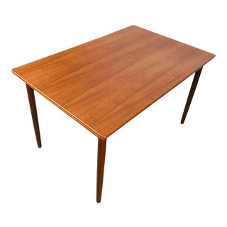 Vintage Amp Used Danish Modern Dining Tables Chairish
