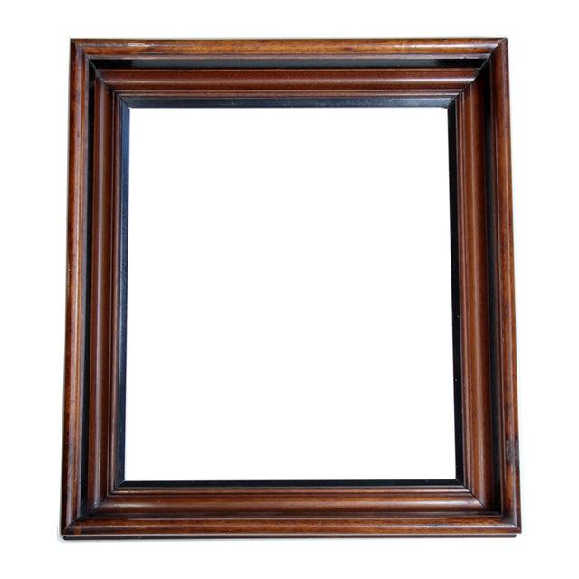 19th Century American Walnut Frame - Image 6 of 7