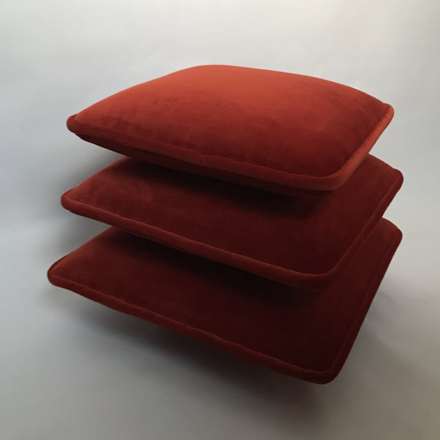 Stacked Cushion Ottoman - Image 5 of 9