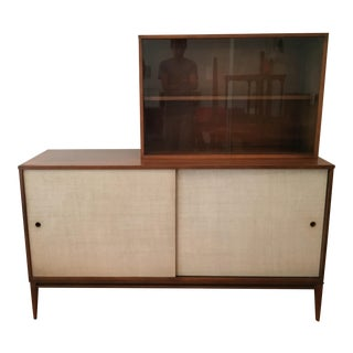 1950's Paul McCobb Planner Group Credenza For Sale