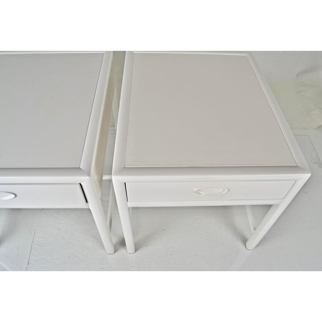 Baker End Tables Circa 1950s For Sale In New York - Image 6 of 9