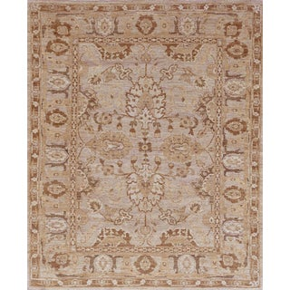 Mansour Quality Agra Rug - 6′4″ × 7′8″ For Sale