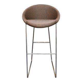 Set of Three Joe Bar Stools by Vincent Sheppard for Lloyd Loom