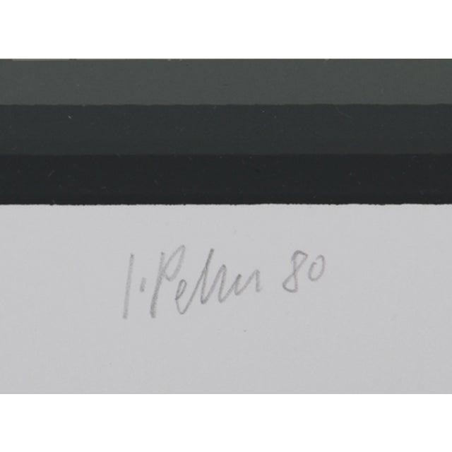 Modern Jurgen Peters Interchange Serigraph For Sale - Image 3 of 3