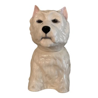 1970s West Highland Terrier Decanter For Sale