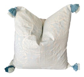 Image of Baby Blue Pillows