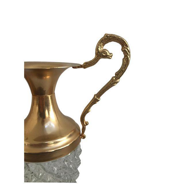 Crystal & Gold Vase - Image 6 of 9
