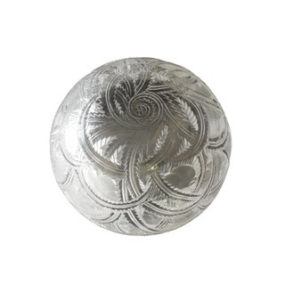 Rene Lalique Bowl Pinsons Pattern Preview