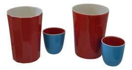 Image of Japanese Tumblers and Tall Glasses
