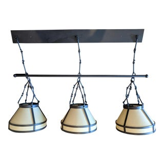 Paul Ferrante Kitchen Pendant Light Fixture For Sale