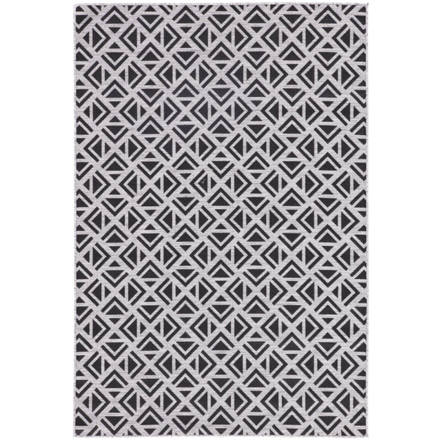 Nikki Chu by Jaipur Living Tanith Indoor/ Outdoor Geometric Area Rug - 2′ × 3′7″ For Sale In Atlanta - Image 6 of 6