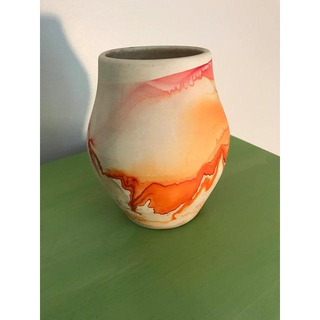 Nemadji Art Pottery Vase - Image 3 of 6