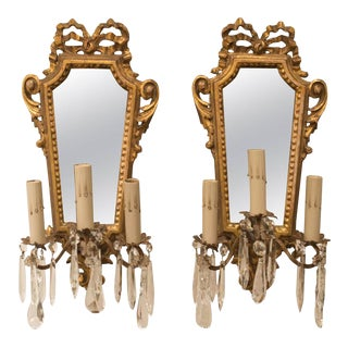19th Century Italian Sconces - A Pair
