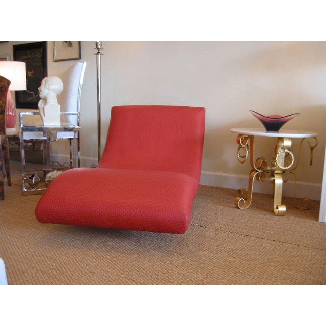 Mid-Century Modern Mid Century Modern Chaise Longue For Sale - Image 3 of 10
