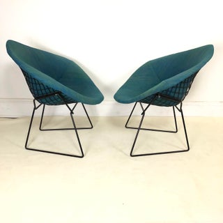 Harry Bertoia Diamond Chair for Knoll / Girard Fabric -A Pair Preview