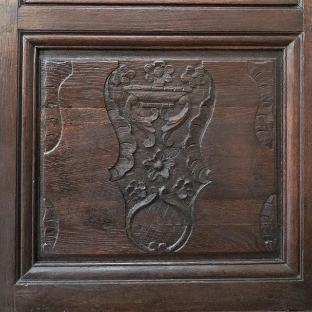 18th Century Country French Provincial Vitrine For Sale - Image 12 of 13