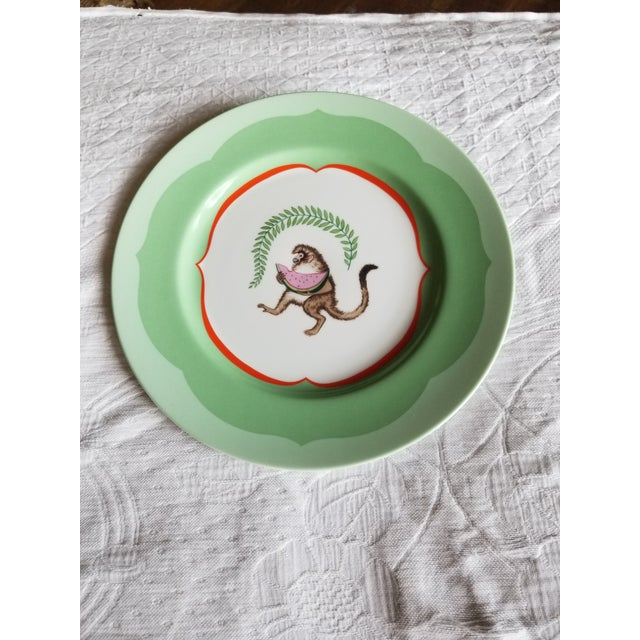 Illustration Lynn Chase Monkey Business Charger For Sale - Image 3 of 3