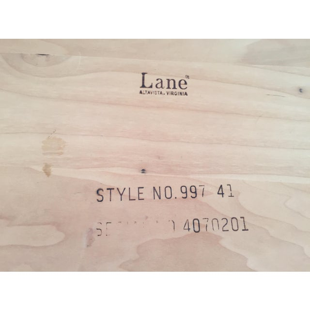 Mid Century Lane Coffee Table - Image 10 of 10