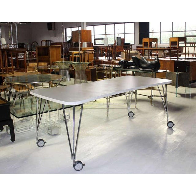 1990s Vintage Medium Kartel Max Dining or Conference Table For Sale - Image 9 of 11
