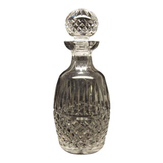 Crystal Decanter For Sale