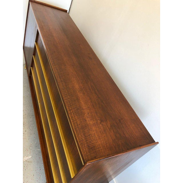 1950s Mid-Century Modern Edmond Spence Sideboard For Sale In New York - Image 6 of 7