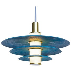 Image of Brass Pendant Lighting