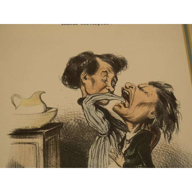 1900 Fernand Mourlot Colored Lithographs - Image 4 of 7