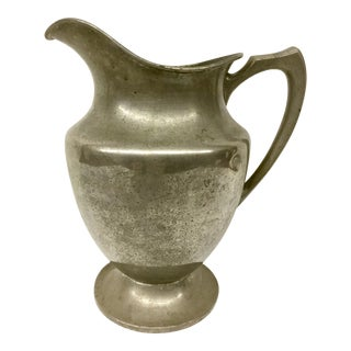 Antique Water Pitcher For Sale