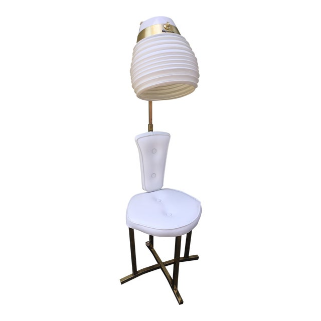 Mid-Century Beehive Salon Chair - Image 1 of 8