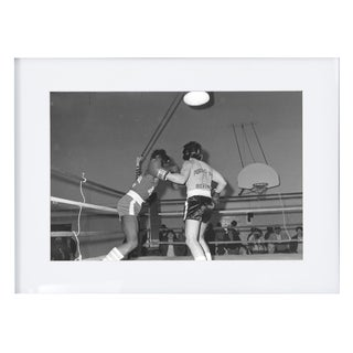 Chicago Vintage 1980 Boxing Photos For Sale