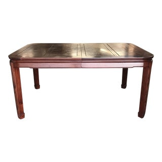 Ming Style Dining Table For Sale