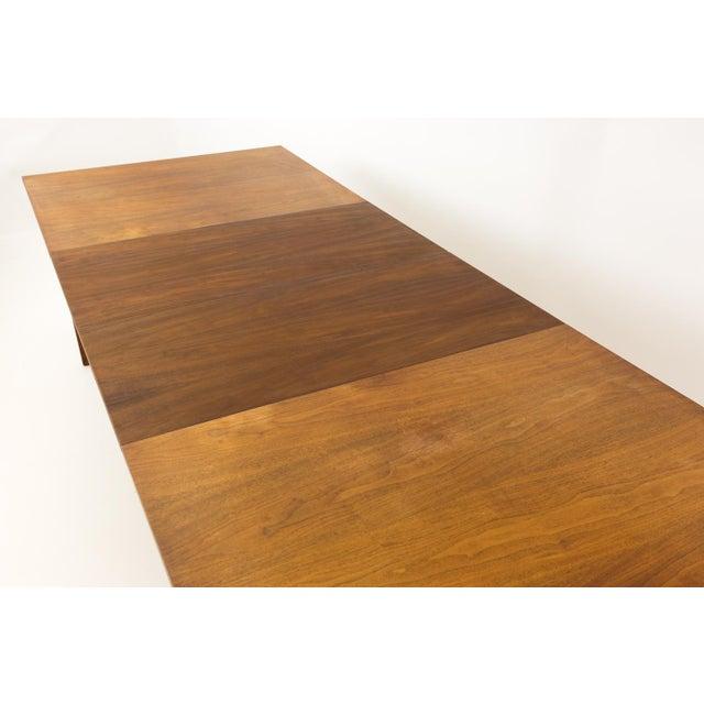 Dillingham Mid Century Modern Dillingham Espirit Dining Table For Sale - Image 4 of 13