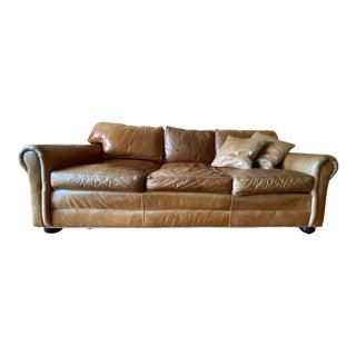 """Restoration Hardware """"Original Lancaster"""" Sofa For Sale"""