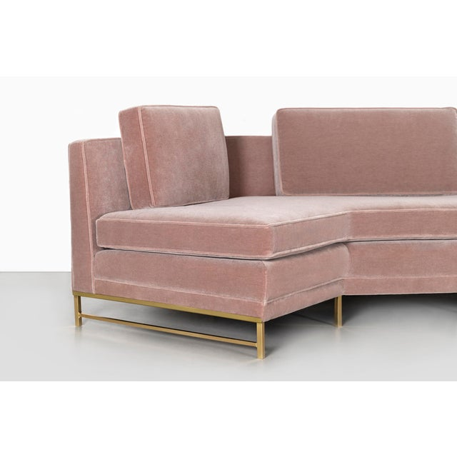 Paul McCobb for Directional Sectional Sofa For Sale In Chicago - Image 6 of 10