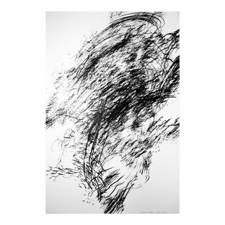 """Jaanika Peerna """"Tipping Point #5"""", Drawing For Sale"""