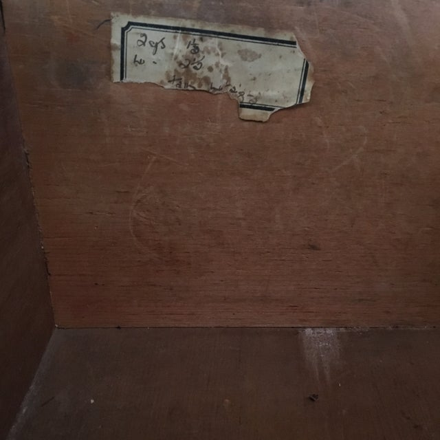 1800s English Apothecary Cabinet - Image 10 of 11