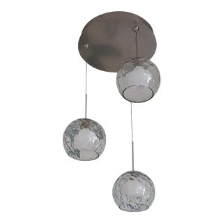 Crescent Pendants With Canopy For Sale